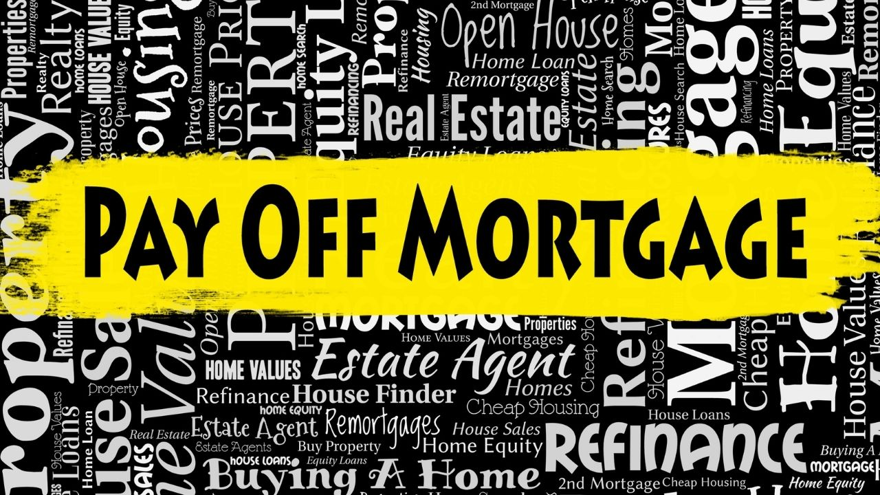 pay off mortgage quickly