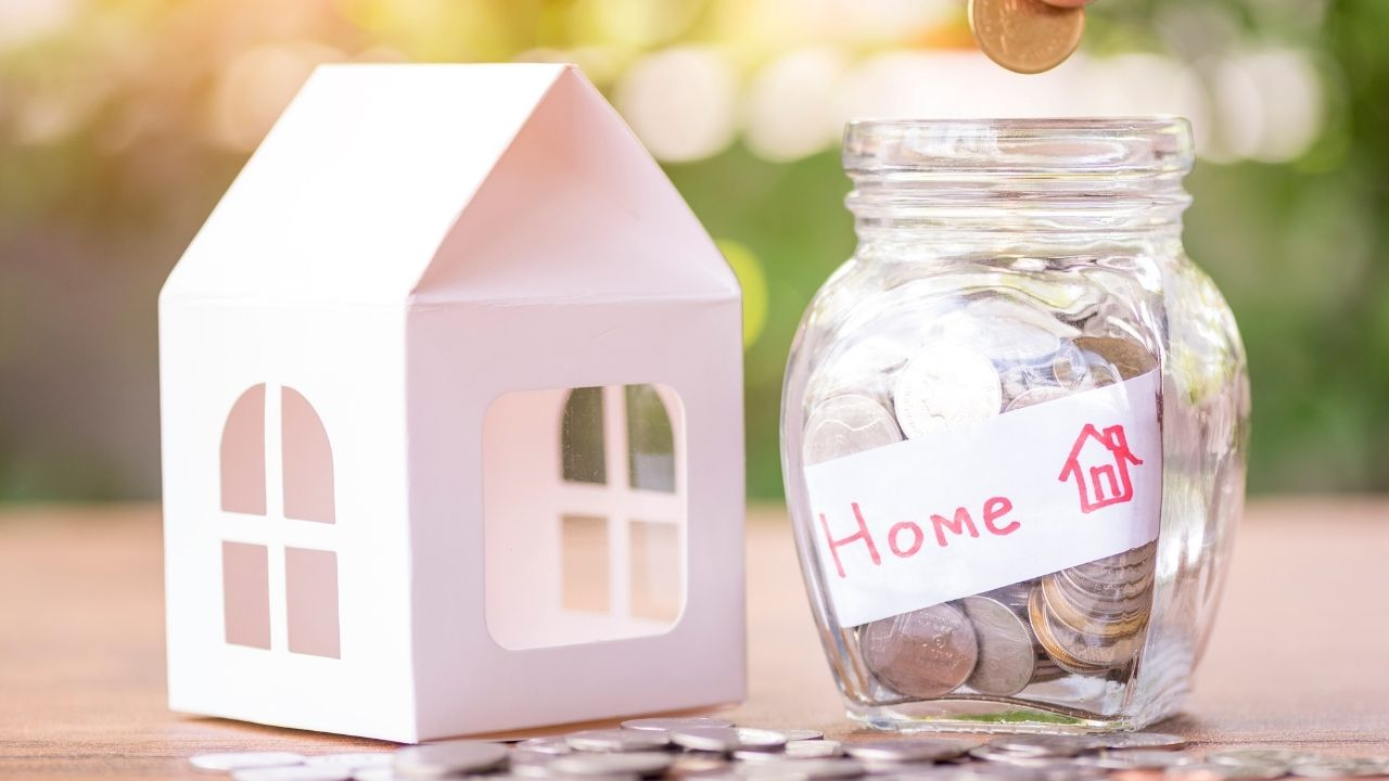 save money for new home